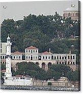 Lighthouse At The Bosphorus - Istanbul Acrylic Print
