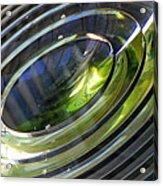 Lighthouse Lens Pensacola Acrylic Print