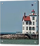 Lighthouse Ohio Acrylic Print