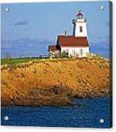 Lighthouse On Prince Edward Island Acrylic Print