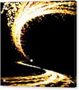 Lighting Explosion Acrylic Print