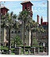 Lightner Museum - St Augustine Acrylic Print