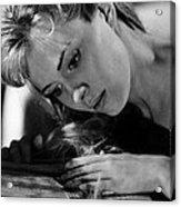 Lilith, Jean Seberg, 1964. Csu Acrylic Print by Everett