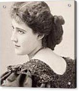 Lily Hanbury (1874-1908) Acrylic Print