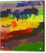 Limburg Landscape Acrylic Print