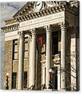 Limestone County Courthouse Alabama Acrylic Print