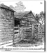 Lincoln Birthplace Acrylic Print