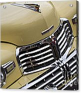 Lincoln Grille Acrylic Print
