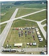 Lincoln Il Airport Acrylic Print