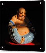 Little Buddha - 7 Acrylic Print