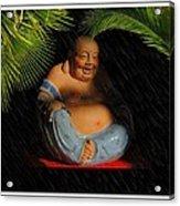 Little Buddha - 8 Acrylic Print