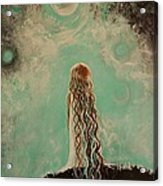 Little Galaxie One Acrylic Print