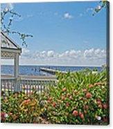 Little Harbor Tampa Bay Acrylic Print