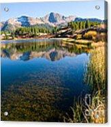 Little Molas Lake Acrylic Print