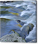 Little River Great Smoky Mountains Acrylic Print