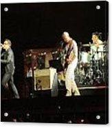 Live Concert Shot Acrylic Print