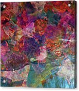 Liven Collage  Acrylic Print