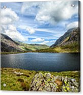 Llyn Idwal Lake Acrylic Print