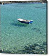 Lobos Laguna Acrylic Print