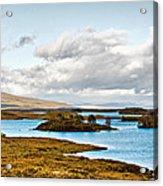 Loch Ba View Acrylic Print