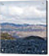 Loch Lomond - Pano2 Acrylic Print