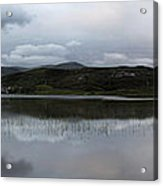 Loch Stack Boat House Acrylic Print