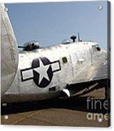 Lockheed Pv-2 Harpoon Military Aircraft . 7d15817 Acrylic Print