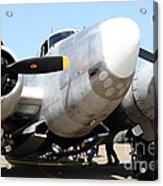 Lockheed Pv-2 Harpoon Military Aircraft . 7d15821 Acrylic Print by Wingsdomain Art and Photography