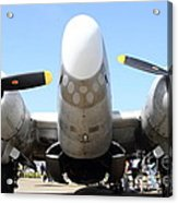 Lockheed Pv-2 Harpoon Military Aircraft . 7d15824 Acrylic Print by Wingsdomain Art and Photography