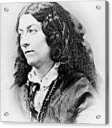 Lola Montez (1818-1861) Acrylic Print