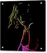 Lolita Color Acrylic Print