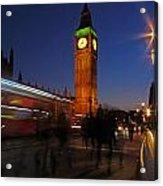London 3 Acrylic Print