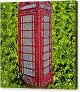 London Calling 2012 Acrylic Print