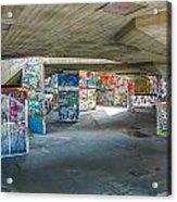 London Skatepark 2 Acrylic Print