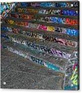 London Skatepark 4 Acrylic Print