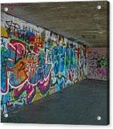 London Skatepark 5 Acrylic Print
