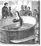 London: Talking Fish, 1859 Acrylic Print