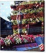Lone Soldier Memorial Acrylic Print