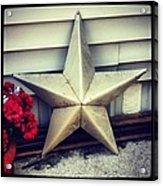 Lone Star Texas Acrylic Print by Dana Coplin