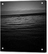 Lonely Ocean Acrylic Print