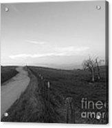 Lonely Road II Acrylic Print