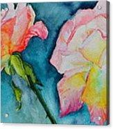 Looking Forward Looking Back Acrylic Print