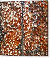 Looking Up Abstract Acrylic Print