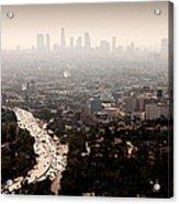 Los Angeles Acrylic Print