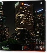 Los Angeles City Acrylic Print