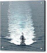 Los Angeles-class Fast Attack Submarine Acrylic Print