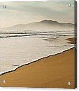 Los Lances Beach Along Costa De La Luz Acrylic Print