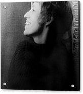 Lotte Lenya 1898-1981, Austrian Singer Acrylic Print