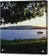 Lough Arrow, Co Sligo, Ireland Lake In Acrylic Print