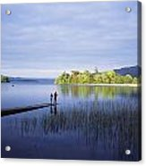 Lough Gill, Co Sligo, Ireland Acrylic Print